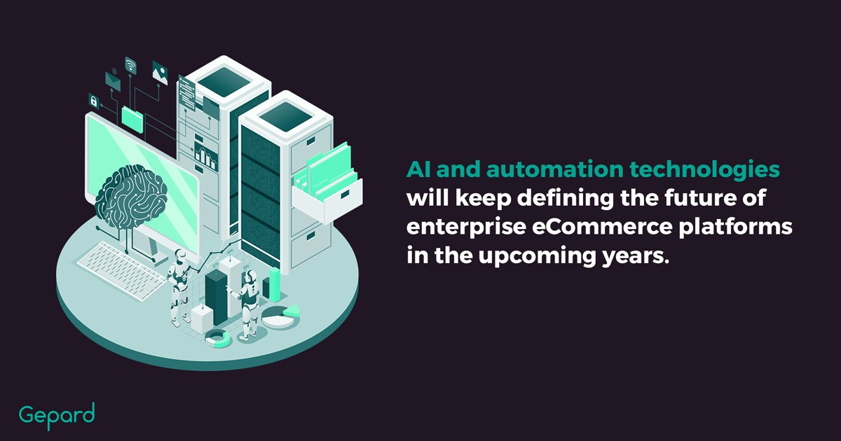 AI And Automatization For eCommerce