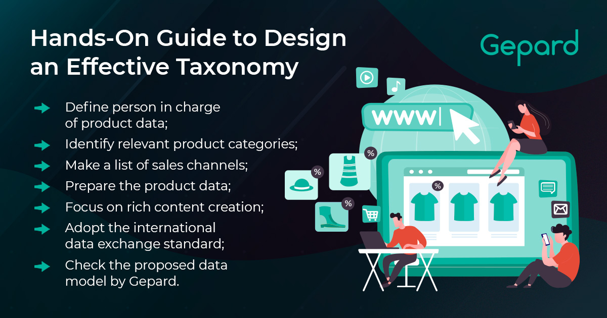 What is product taxonomy